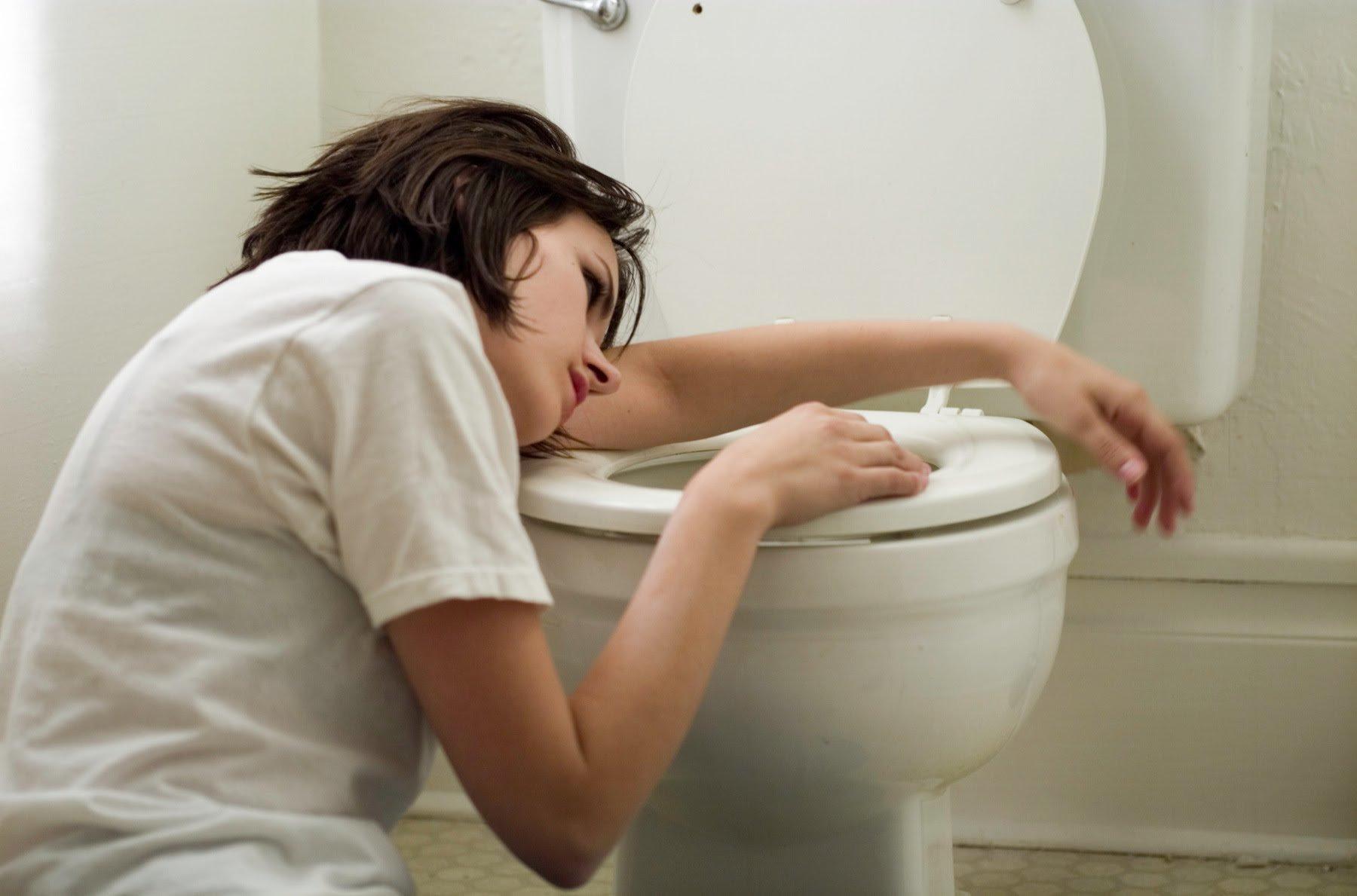 diarree en kotsen